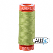 Aurifil 50 Cotton Thread - 1231 (Spring Green)